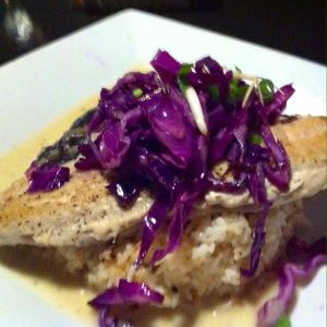 Delicious milkfish